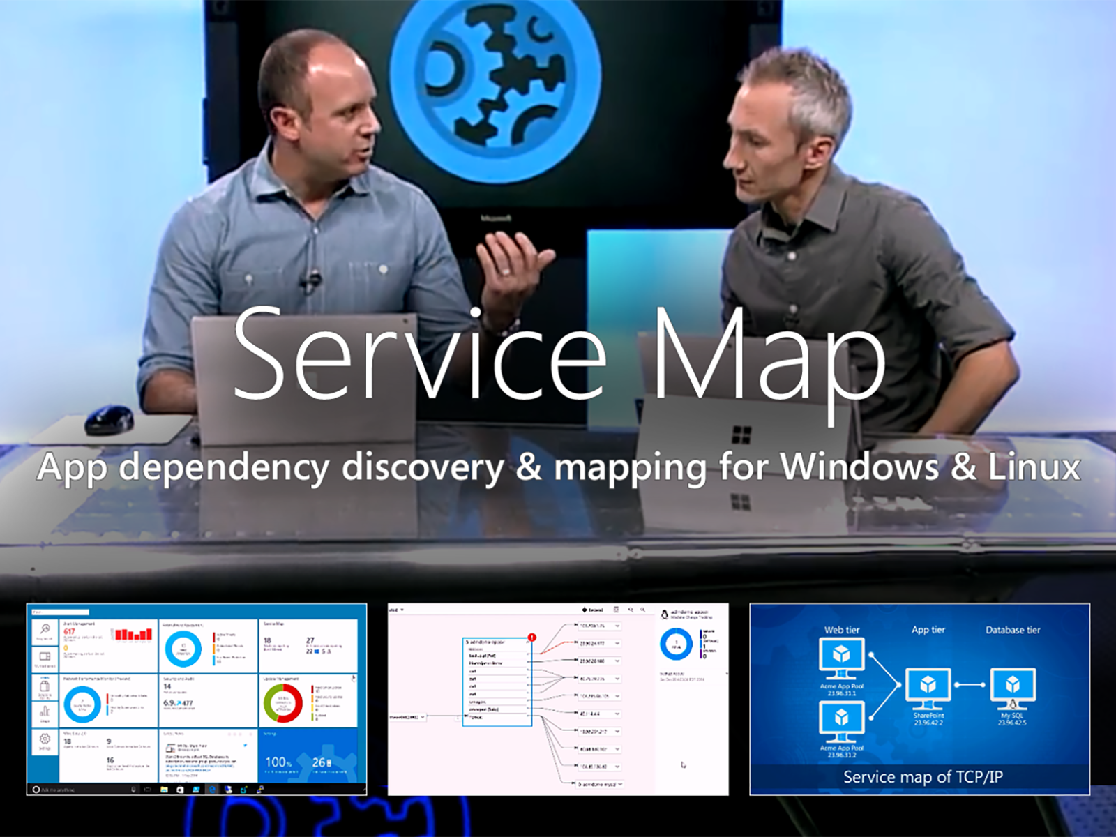 Artwork for Introducing Service Map