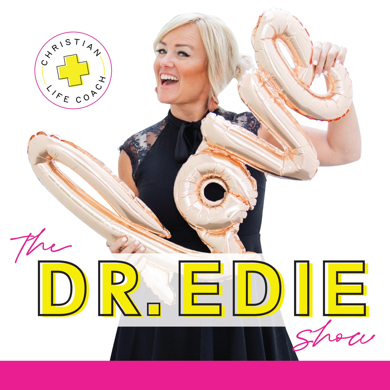 The Dr. Edie Show show art