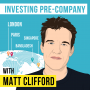 Artwork for Matt Clifford – Investing Pre-Company  - [Invest Like the Best, EP.154]