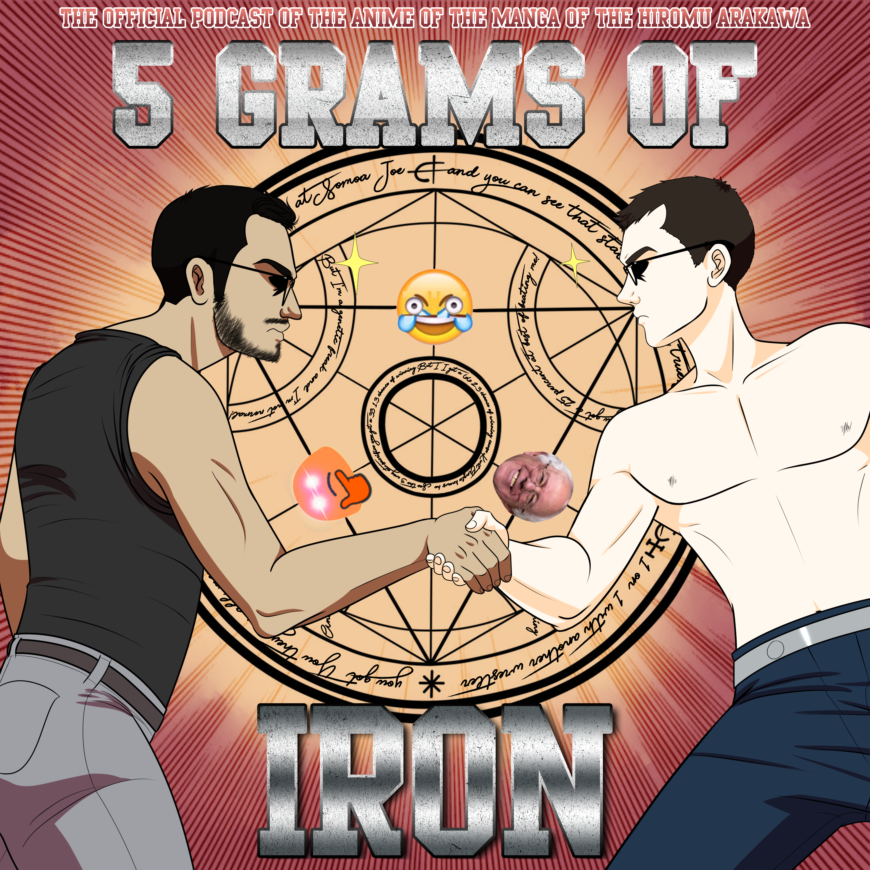 5 Grams of Iron - Episode 23: Eating My Cereal show art