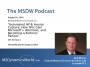Artwork for The MSDW Podcast: Lexmark's Bob Monio on Aligning with Microsoft, SaaS Demand, and Why Freemium Works