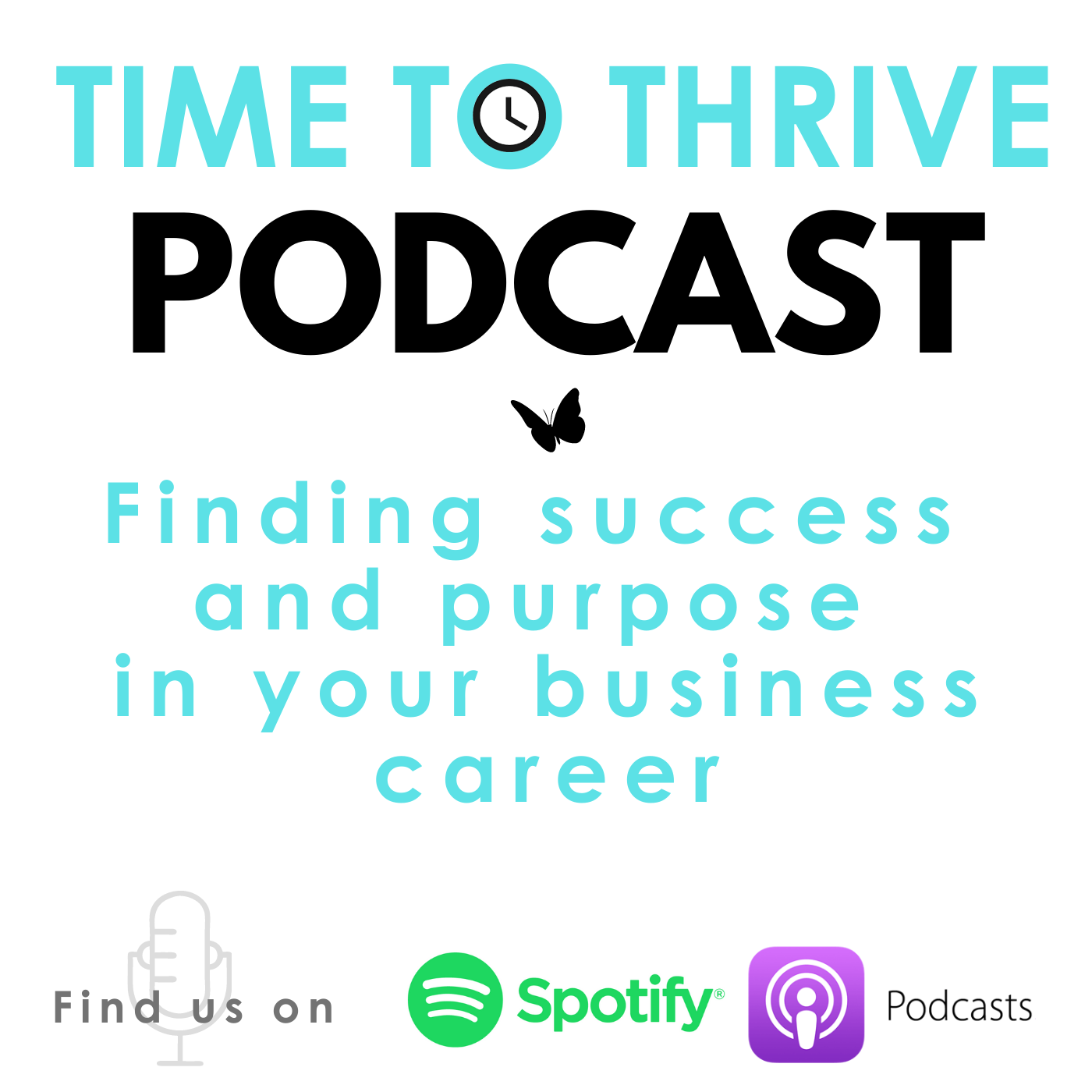 Time to Thrive: Finding success and purpose in your business career show art