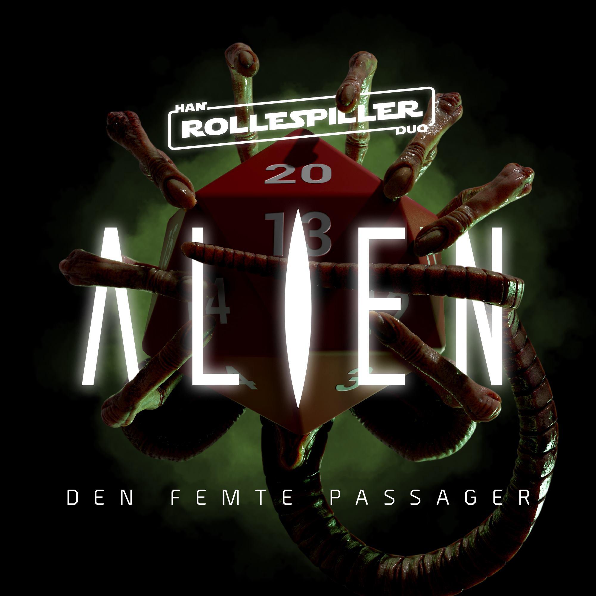 Han Duo Rollespiller: Alien 4:4