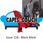Artwork for Issue 118 - Black Mask
