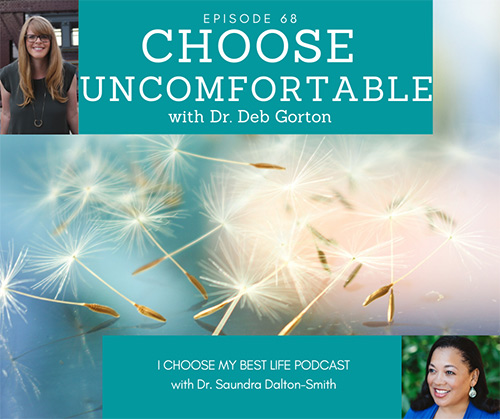 Choose Uncomfortable