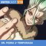 Artwork for UNITEDcast #519 - DR.PEDRA 2ª temporada