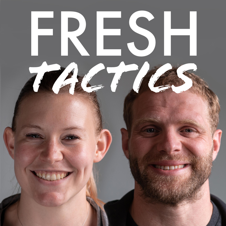 Fresh Tactics Podcast show art