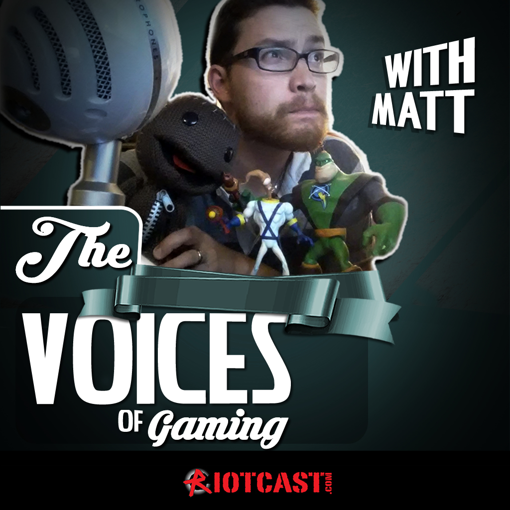 Artwork for Voices of Gaming with Matt - Kay Bess