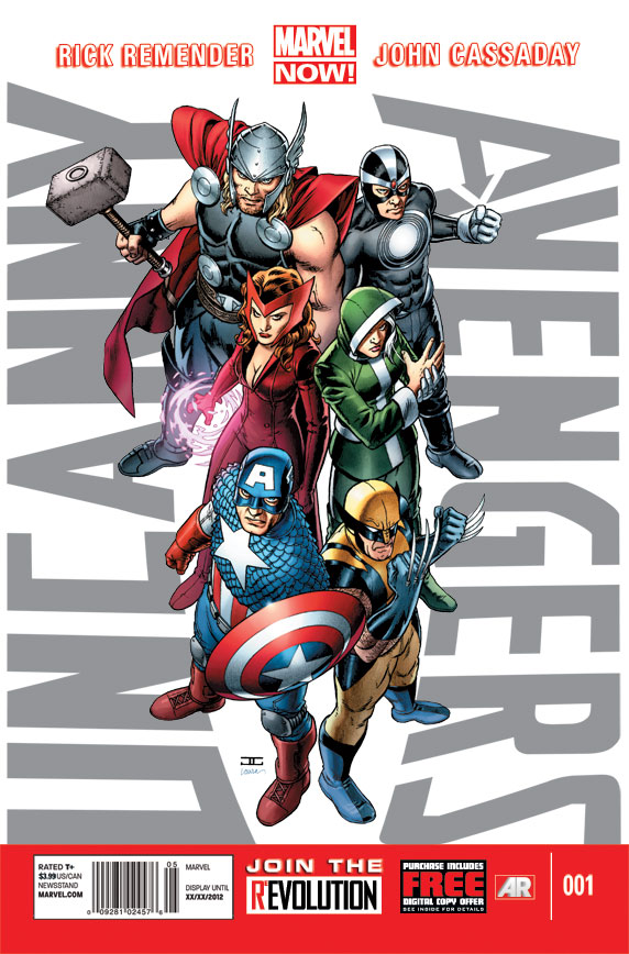 DECOMPRESSED 013: RICK REMENDER ON UNCANNY AVENGERS #1