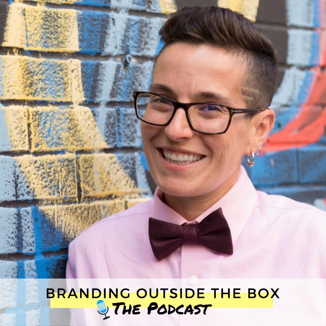 The Branding Outside the Box Podcast show art