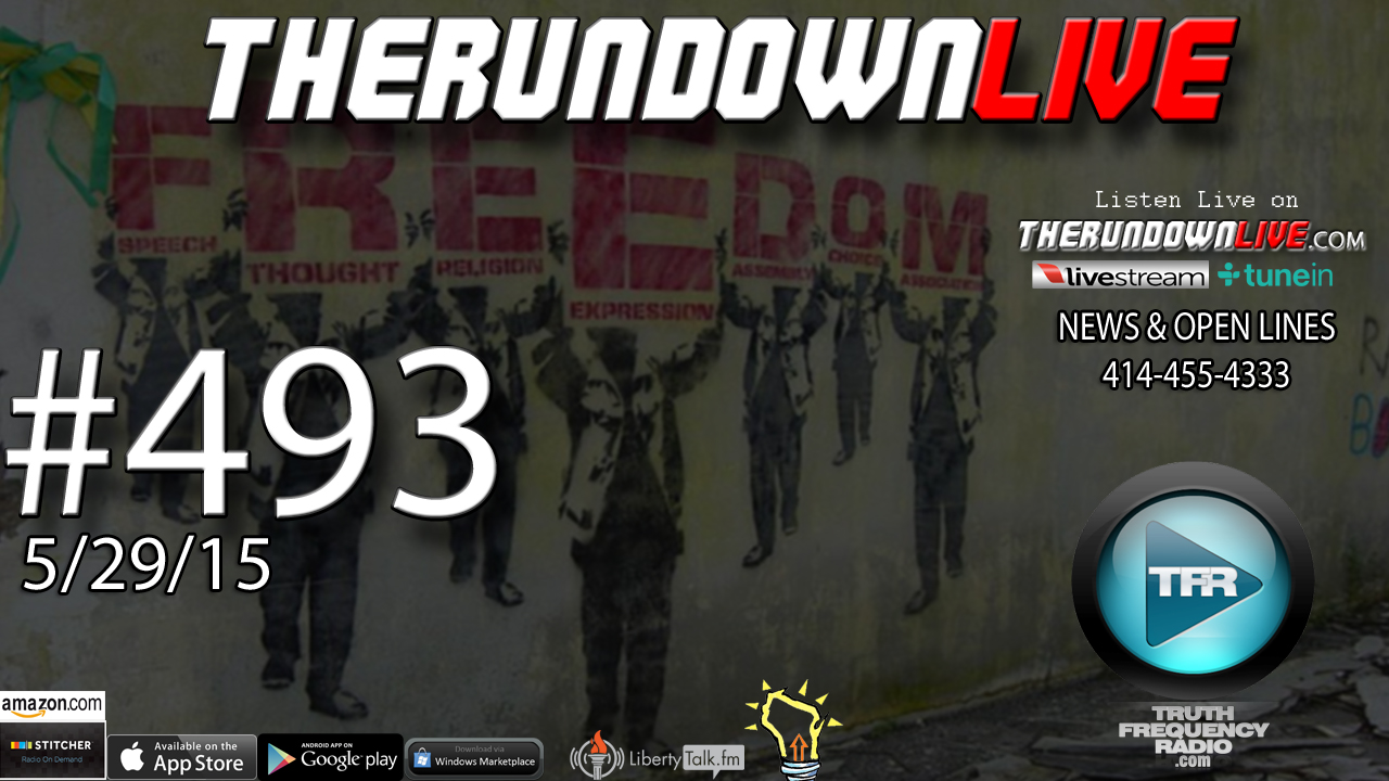 The Rundown Live #493 (Cynical Freedom)