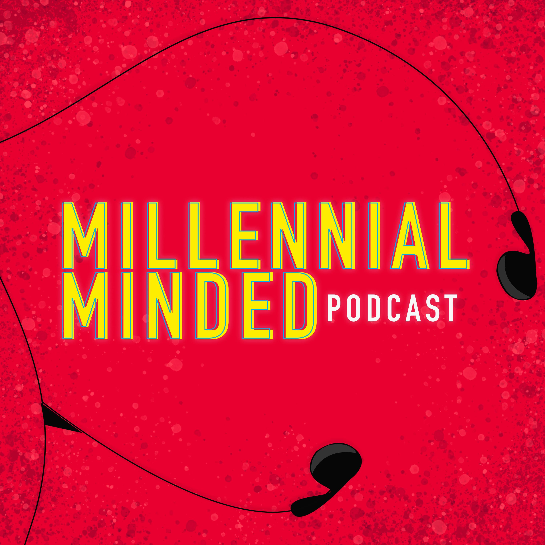 Millennial Minded show art