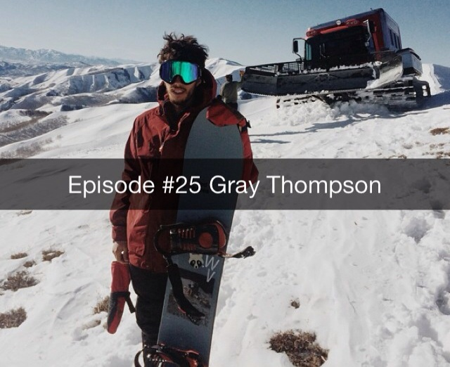 Gray Thompson | Hot Boy'n | Banked Slaloms | United Shapes | Warp Wave | Fly Fishing |