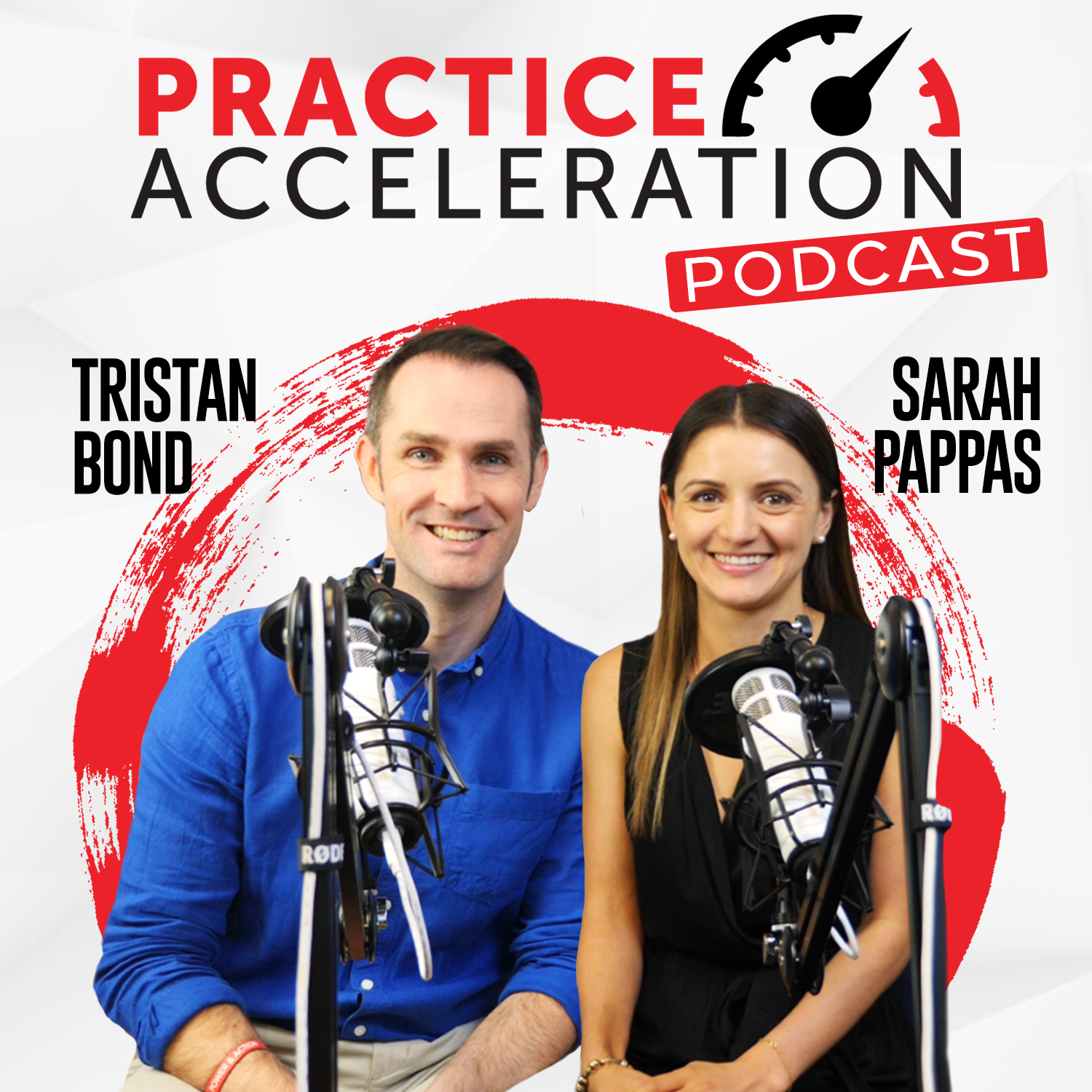 Practice Acceleration Podcast show art