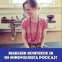 Artwork for Yoga, ontspannen en vertragen met Marleen Bontekoe
