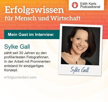 Artwork for Im Gespräch mit Sylke Gall - Teil 1