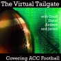 Artwork for Virtual Tailgate Season 6 - Week 4 - Death Valley Showdown