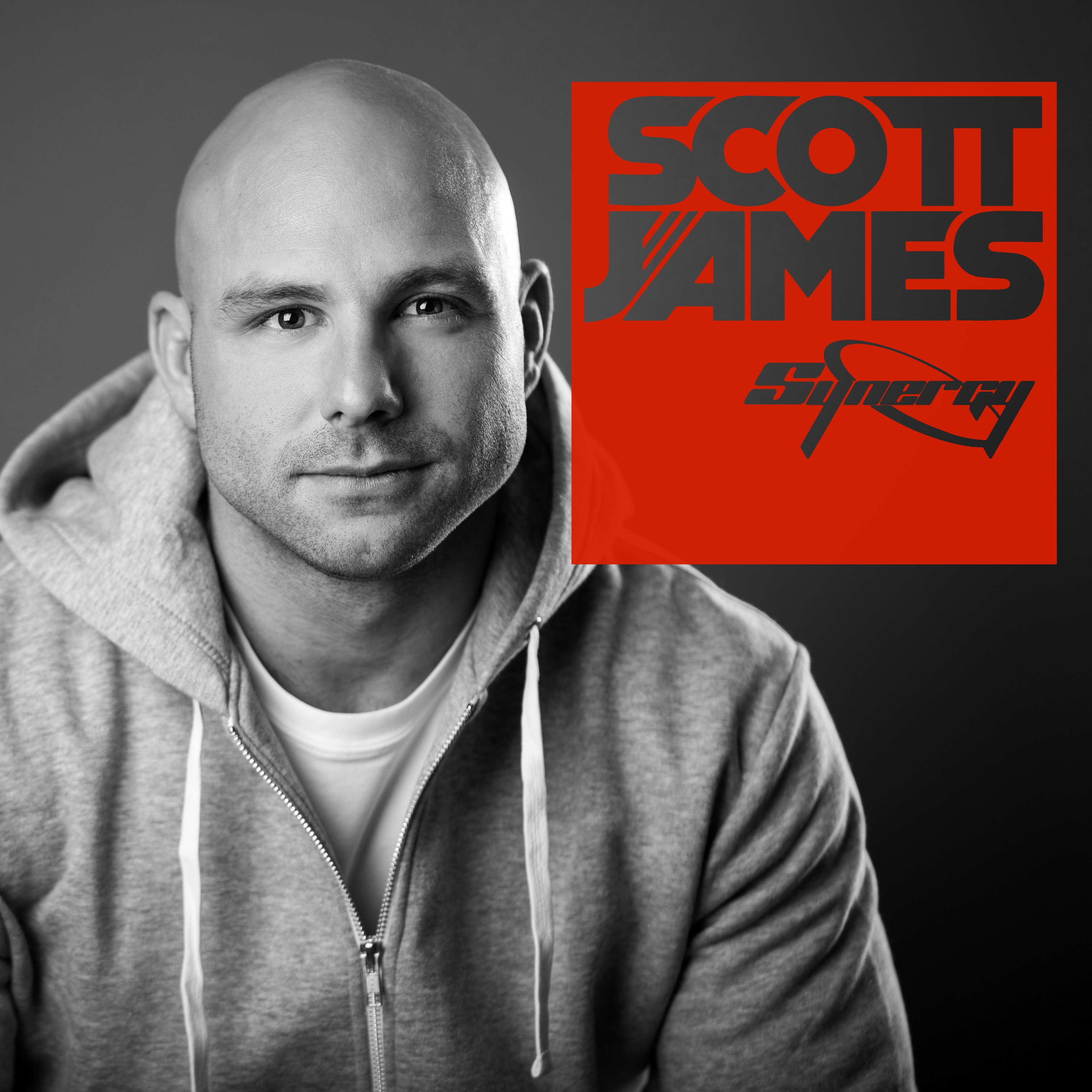 Scott James Synergy logo