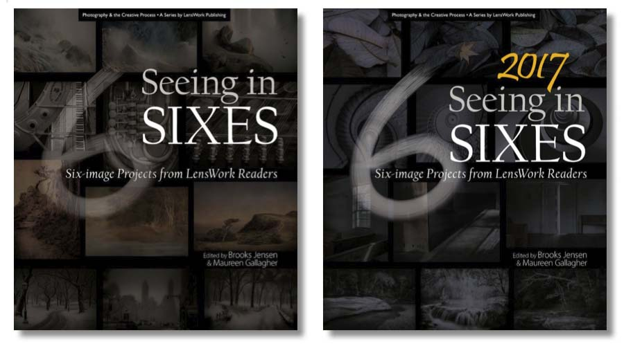 Seeing in SIXES covers