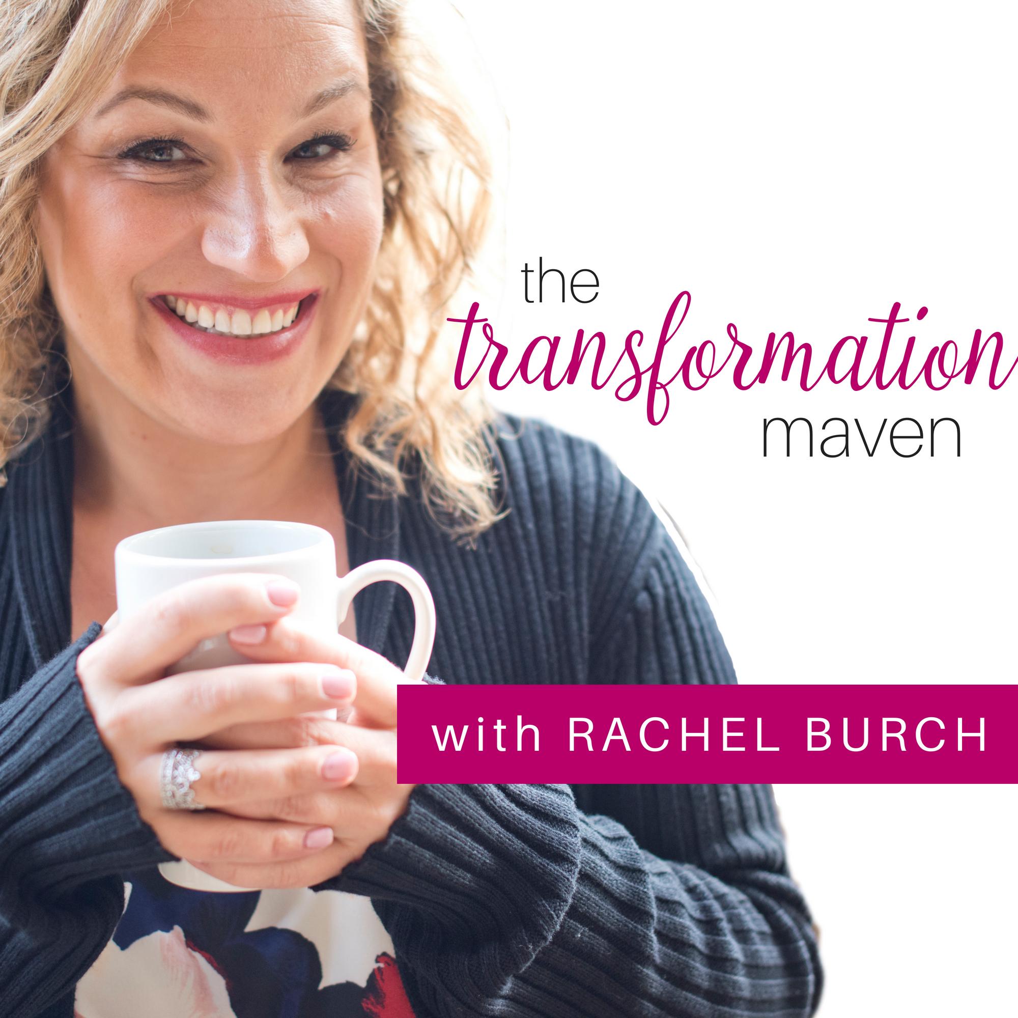 Artwork for Ep. 024 ft. Rachel Burch - Transforming Your Gratitude