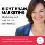 Artwork for Right Brain Marketing Podcast #1