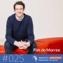 Artwork for #025 Pim de Morree, Corporate Rebels - Wat maakt een organisatie leuk om voor te werken?