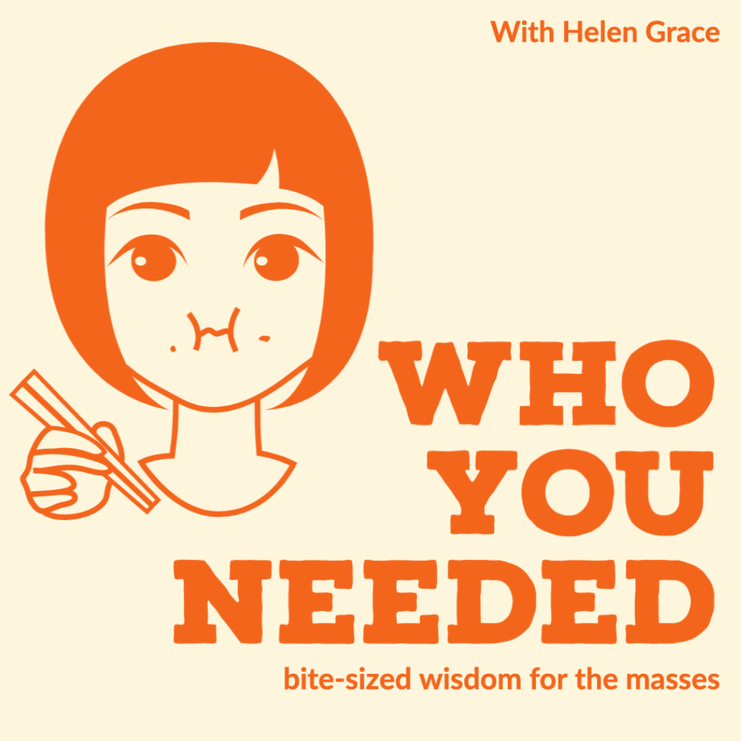 Who You Needed show art