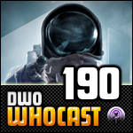 DWO WhoCast - #190 - Doctor Who Podcast