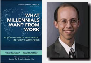 So, What Do Millennials Really Want From Work? with Alec Levenson