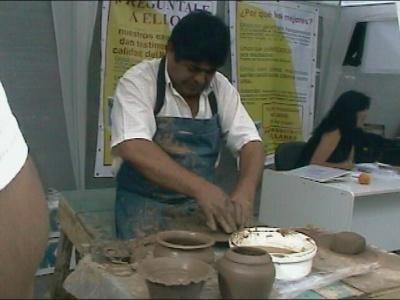 139 ChileVideoCast Ariel Acevedo un alfarero
