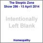 Artwork for The Skeptic Zone #286 - 13.April.2014
