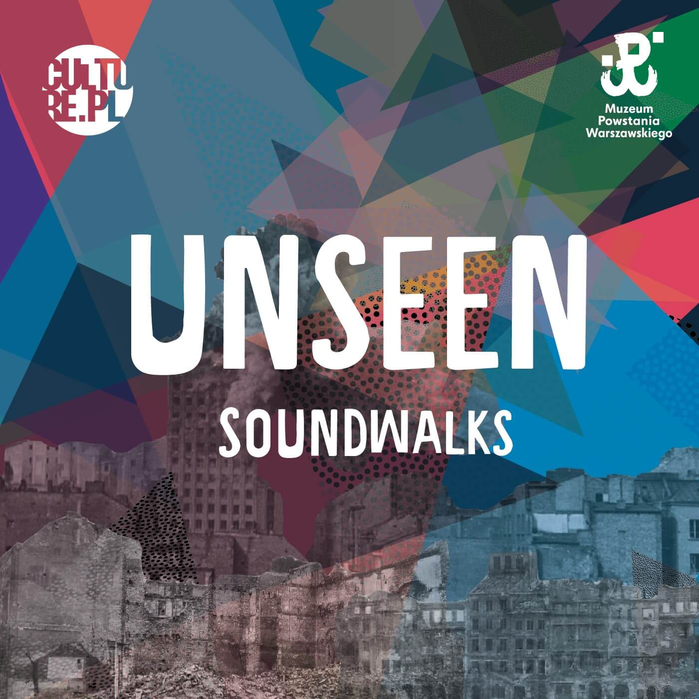 Unseen Soundwalks show art