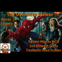 Artwork for OV094 - Bonus Ep - Spider-Man, Jon Stewart, and Fantastic Four with Dustin Mattingly