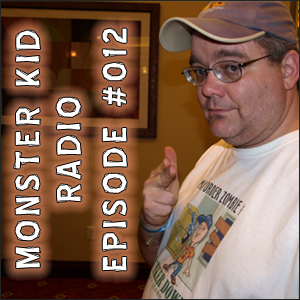 Monster Kid Radio #012 - Earth vs. The Flying Saucers vs. Scott Morris Part 2 and Eegah!
