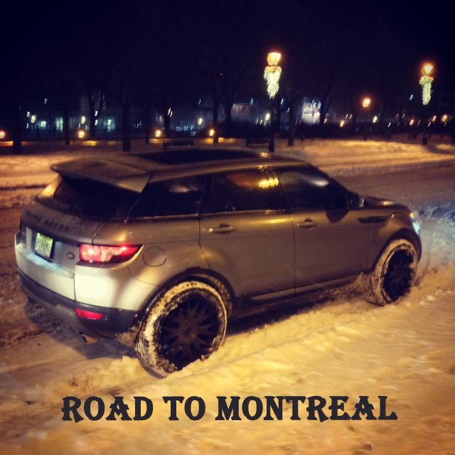 DJ Allai: Road to Montreal - January 2013