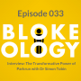 Artwork for Episode 033: The Transformative Power of Parkrun with Dr Simon Tobin