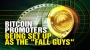 """Artwork for Bitcoin promoters being SET UP as the """"fall guys"""""""