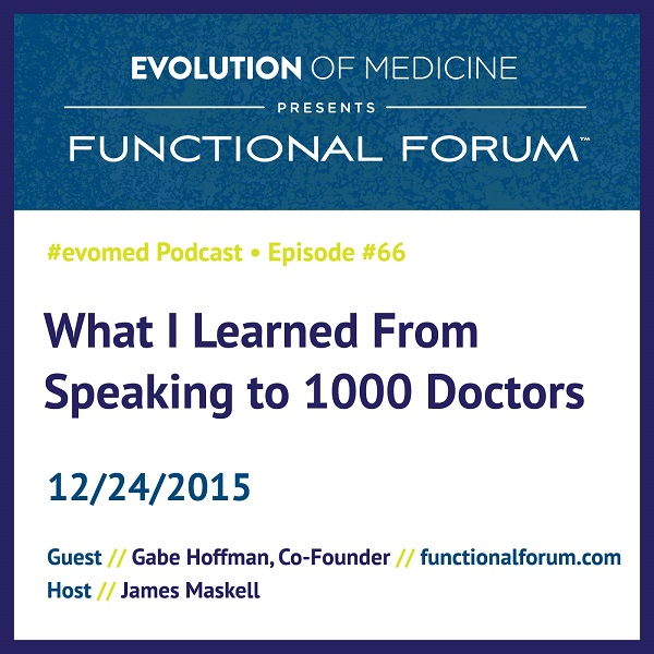 """What I Learned from Speaking to 1000 Doctors"""