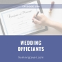 Artwork for #204 - Wedding Officiants