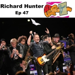 Episode 47 Richard Hunter -Set Lusting Bruce