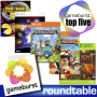 Artwork for GameBurst Roundtable - Top 5 Downloadable Games