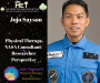 Artwork for Dr. Jojo Sayson- Physical Therapy NASA Consultant/Researcher Perspective
