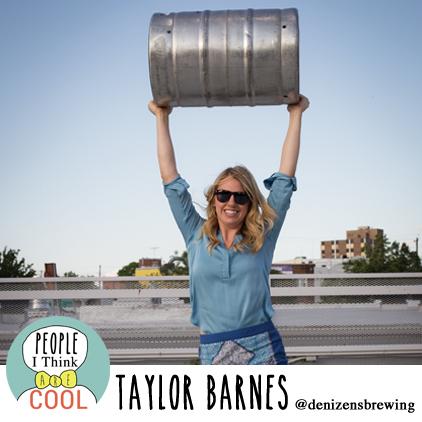 Ep. 24 Taylor Barnes
