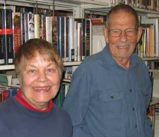 Founder History 2012 Muriel and Allen Van Veen