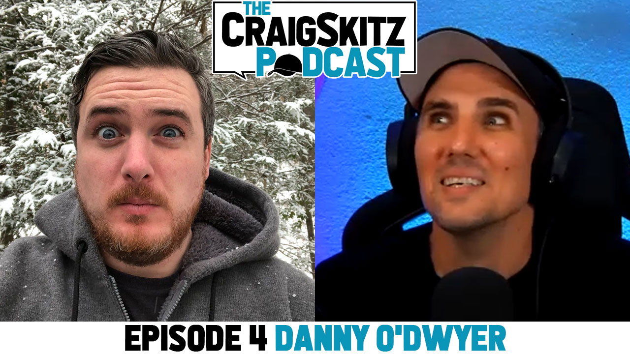 Episode 4 - Danny O'Dwyer