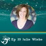Artwork for 39: Why to pay attention to your pelvic floor health postpartum. World renowned Pelvic floor specialist  Julie Wiebe tells us what's normal and not postpartum.
