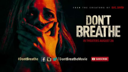 Episode 136 - Post Credit Review Don't Breathe