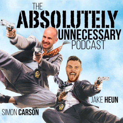 The Absolutely Unnecessary Podcast show image