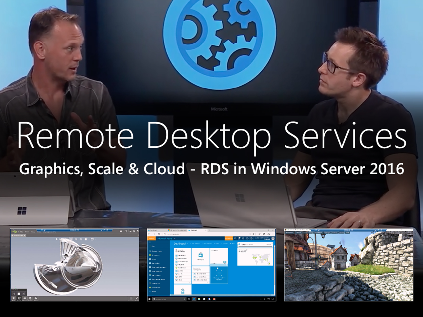 Artwork for Latest updates to Microsoft's Remote Desktop Services