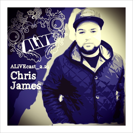 ALiVEcast_2.21 - Chris James